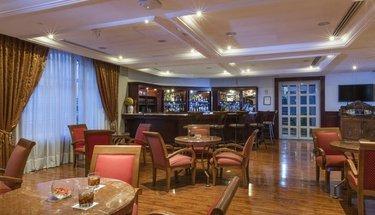 Bar Hotel Krystal Satélite María Bárbara Tlalnepantla de Baz