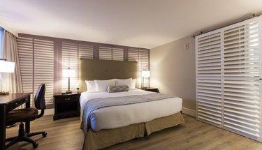 Habitación estándar king Hotel Krystal Satélite María Bárbara Tlalnepantla de Baz