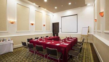 Sala de reuniones Hotel Krystal Satélite María Bárbara Tlalnepantla de Baz